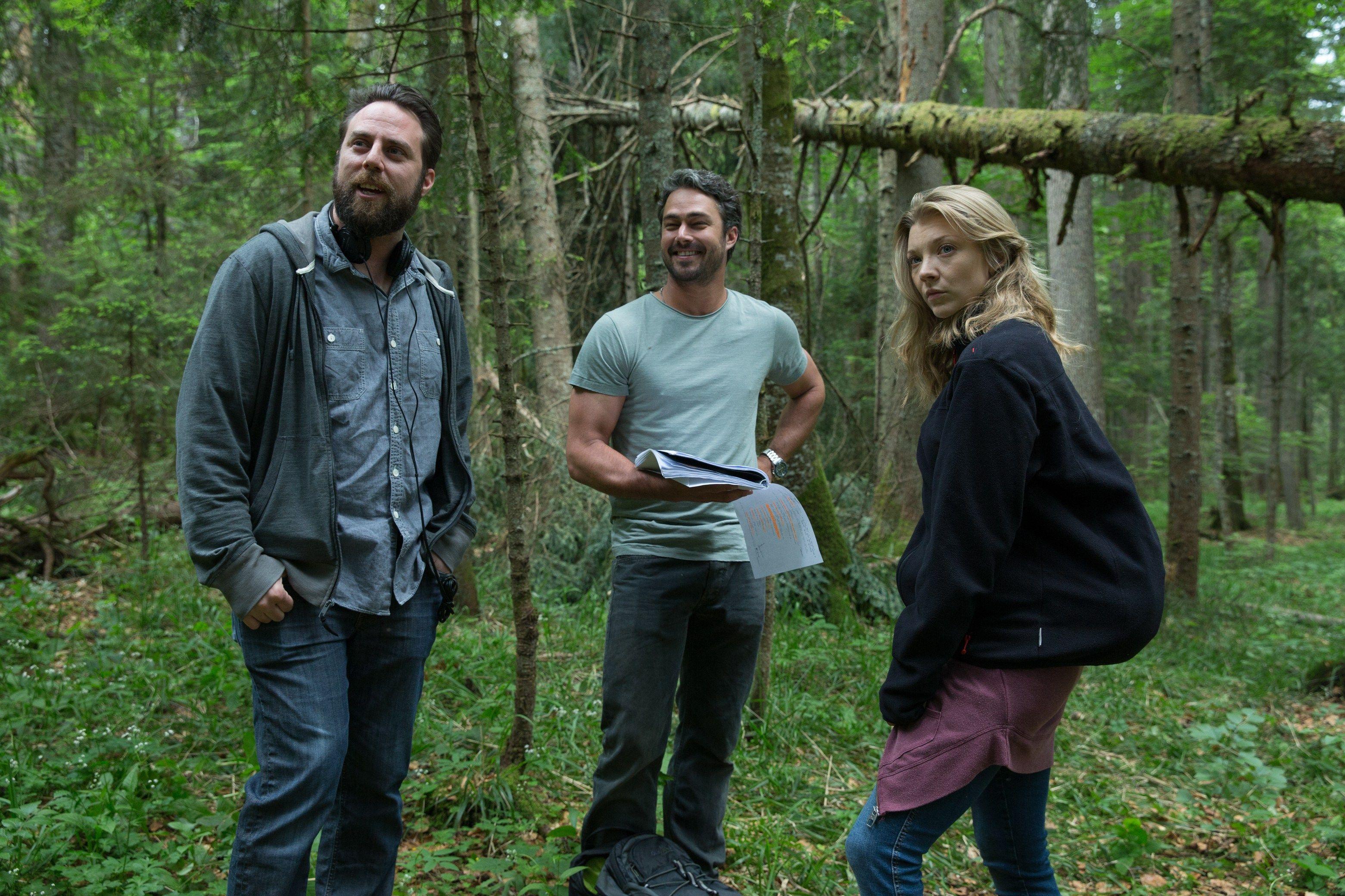 Natalie Dormer nuevas imágenes de The Forest y trailer