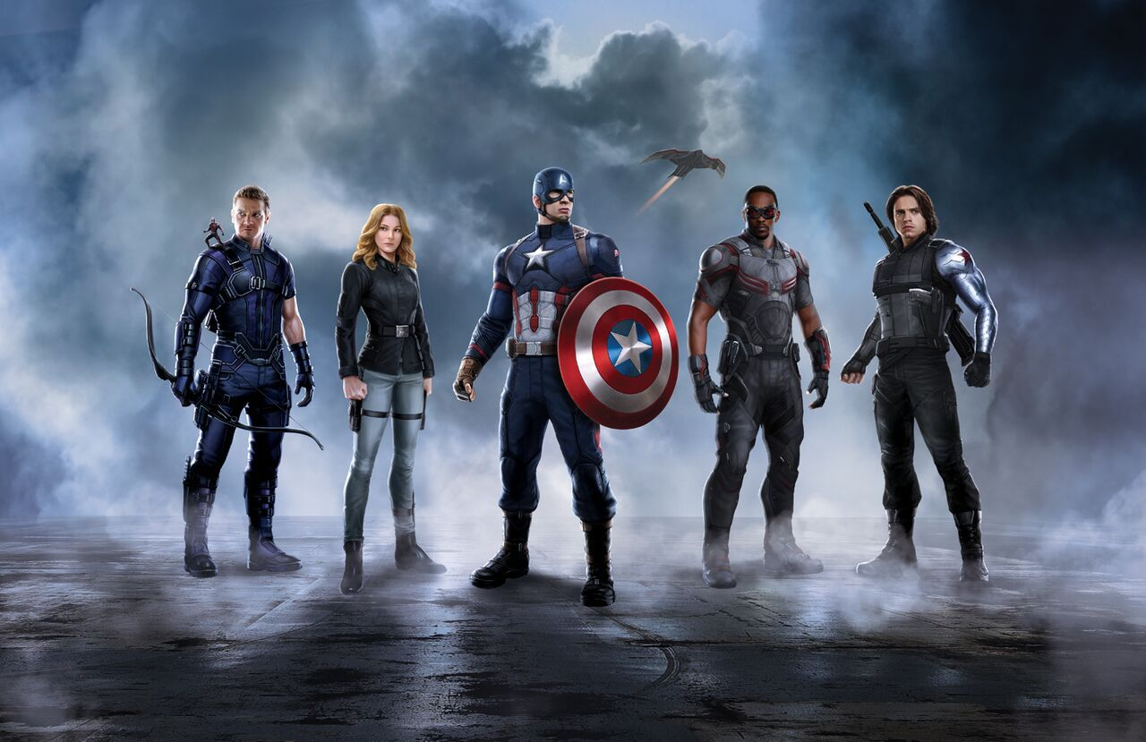 Capitan America: Civil War - Página 2 Imagen-1