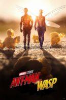 Póster de Ant-Man y la Avispa