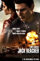 Póster de Jack Reacher: Nunca Vuelvas Atrás