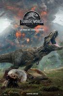 Póster de Jurassic World: El Reino Caído