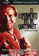Póster de El Experimento del Dr. Quatermass