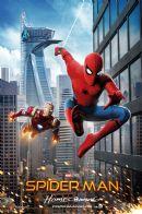 Póster de Spiderman: Homecoming