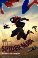 Póster de Spider-Man: Un Nuevo Universo