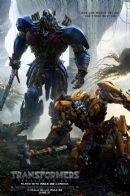 Póster de Transformers 5: El Último Caballero