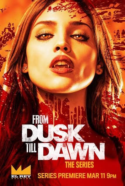 "[NEWS]: ""Abierto hasta el amanecer"" será una serie From-dusk-till-dawn"
