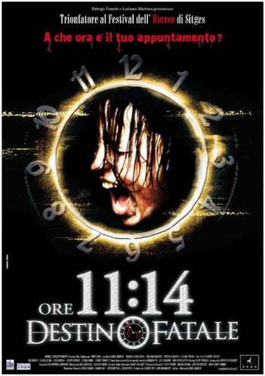 11 14 hora morir: