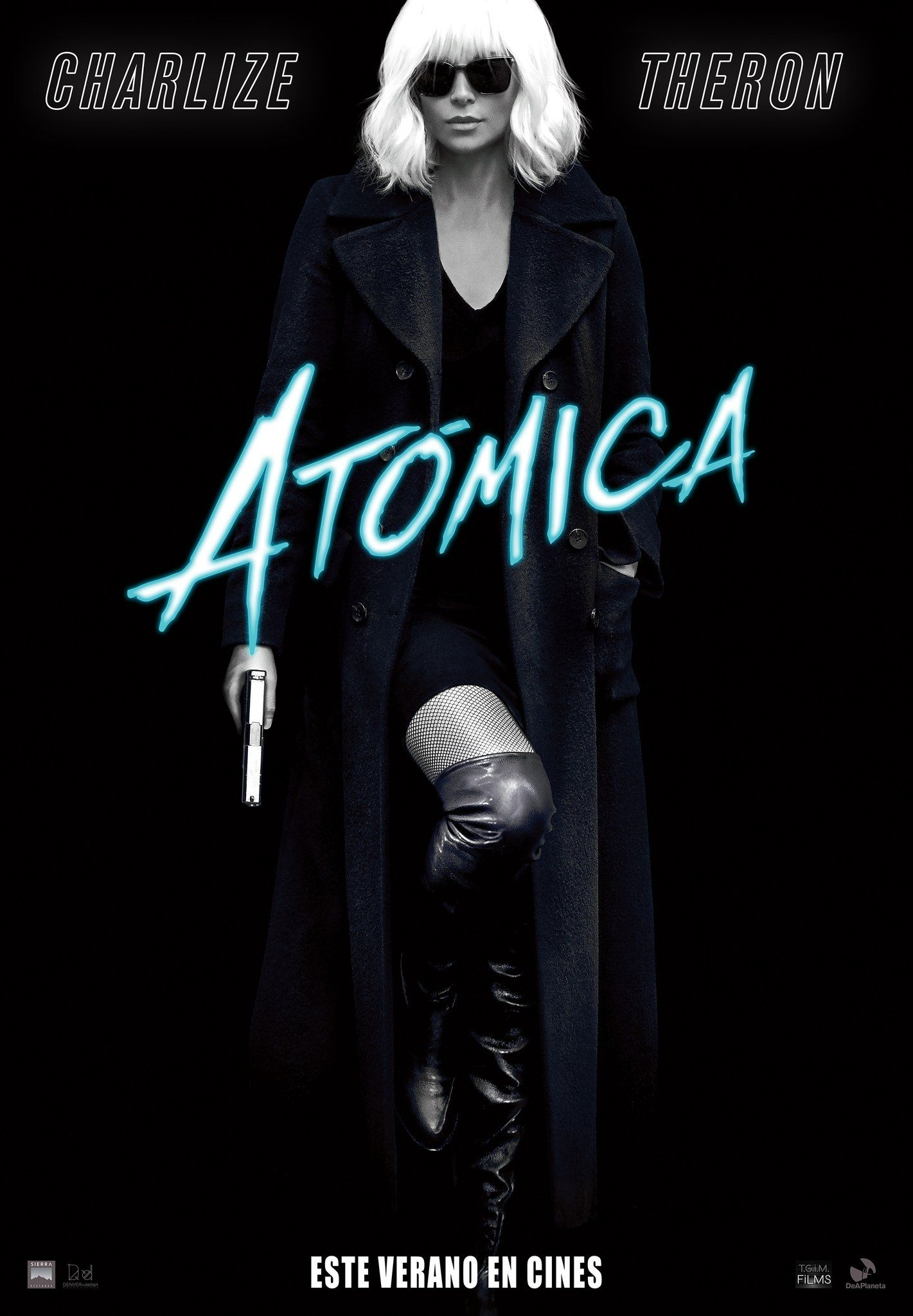 Poster Atomica