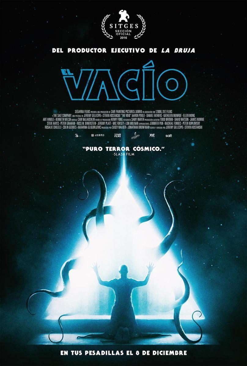 Poster El Vacio