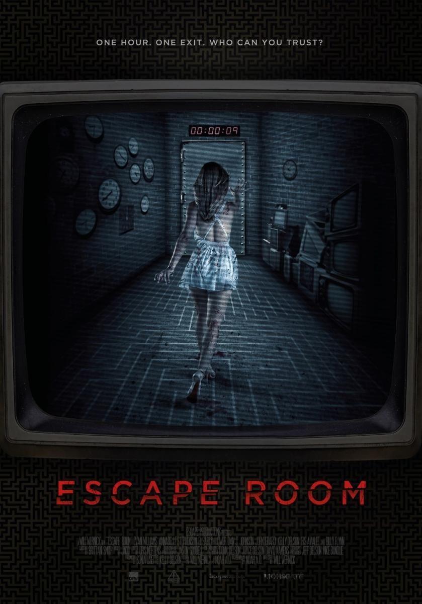 Escape Room Y Searching Ya Tienen Fecha De Estreno En
