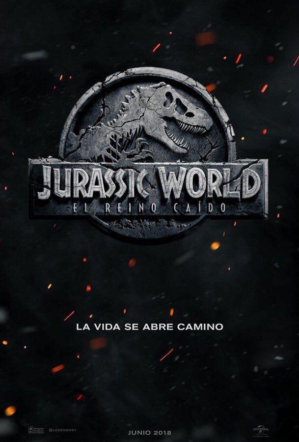 Poster Jurassic World 2