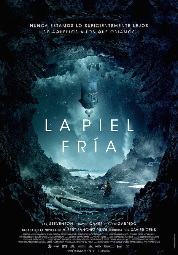 Poster La Piel Fria