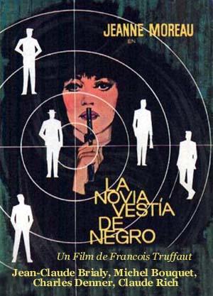 la novia vestía de negro (1967) - película - aullidos