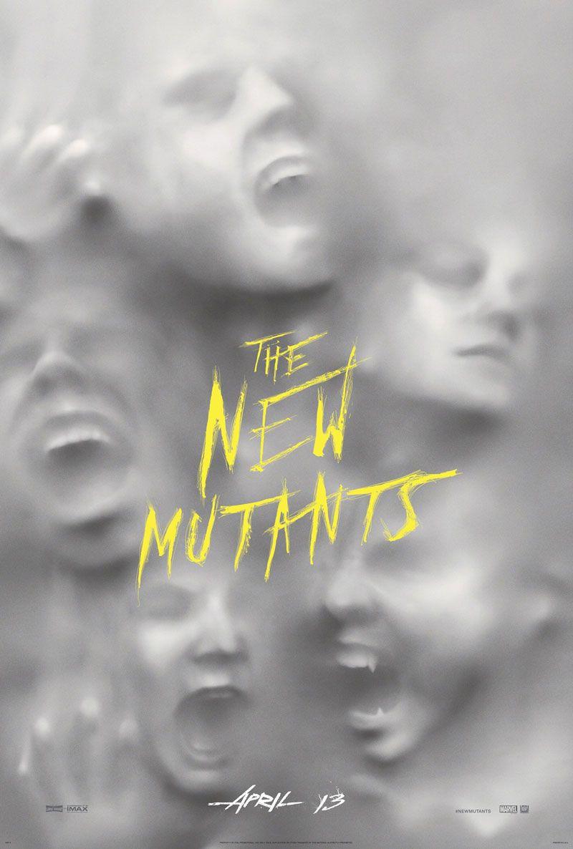 Nuevos Mutantes Poster