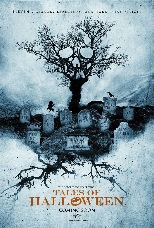 Estos son los títulos y directores de los segmentos de Tales of Halloween