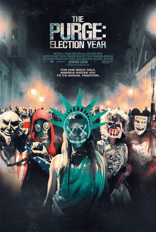 Resultado de imagen para la purga 3 poster