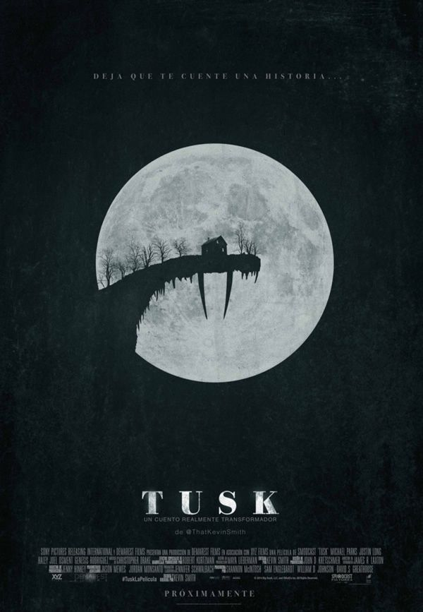 """Tusk"" de Kevin Smith Tusk-sp"