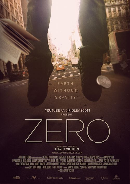 Zero Poster