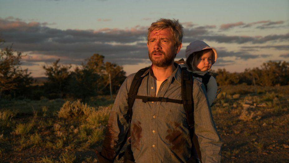 'Cargo': primera imagen de esta historia con un padre zombie