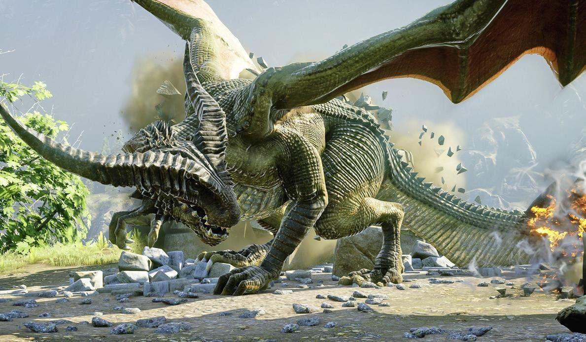 Nuevas Imágenes Dragon Age Inquisition