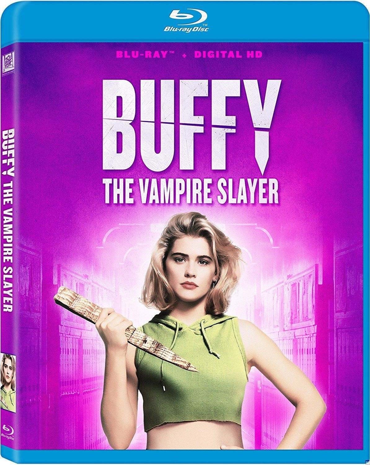 Buffy Blu-Ray