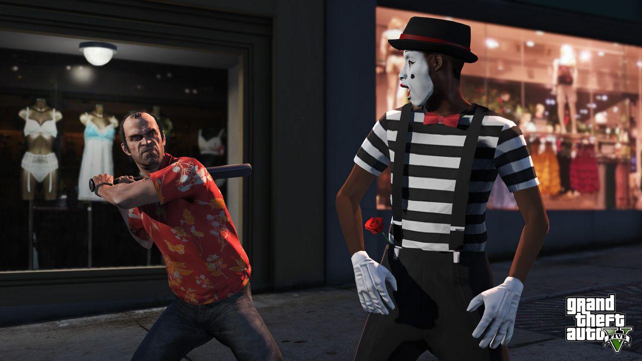 El Grand Theft Auto V Para Xbox One Ps4 Y Pc Ya Tiene Fecha Y
