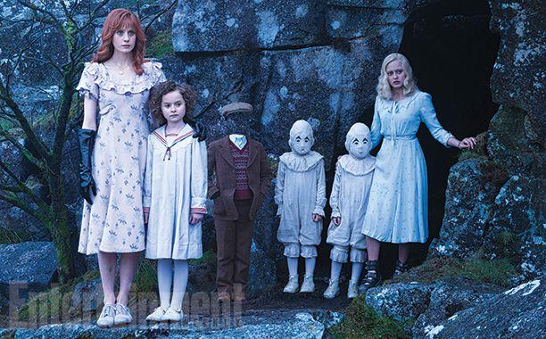 Miss Peregrine for Peculiar Children