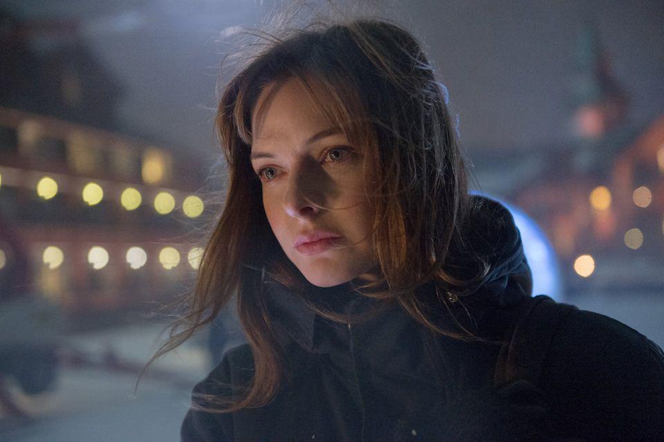 Rebecca Ferguson Muñeco de Nieve