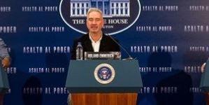 """Estuvimos en la rueda de prensa de """"Asalto al Poder"""""""
