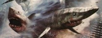 """P�ster de ventas de """"Sharknado 2"""""""