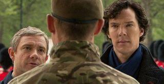 """Diez nuevas im�genes del regreso de """"Sherlock"""""""