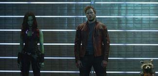 """""""Guardianes de la Galaxia"""": La primera imagen oficial"""