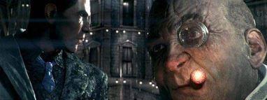 "Oleada de im�genes de ""Batman: Arkham Knight"""