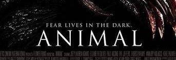 """P�ster y trailer de """"Animal"""", el t�tulo de terror producido por Drew Barrymore"""