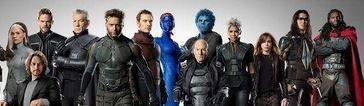 """Todos los mutantes en la nueva imagen de """"X-Men: D�as del Futuro Pasado"""""""