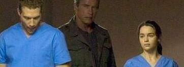 """Primeras im�genes del set de """"Terminator: Genesis"""""""