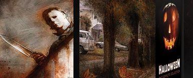 """As� es la edici�n de la colecci�n completa de """"Halloween"""" en Blu-Ray"""