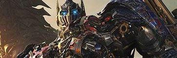"""Optimus y Dinobots en el nuevo p�ster de """"Transformers: La Era de la Extinci�n"""""""