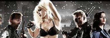 "Un p�ster grupal de ""Sin City: A Dame To Kill For"""