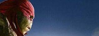 Tres posters de personajes de las nuevas Tortugas Ninja