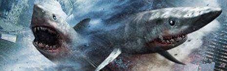 """A finales de mes tendremos videojuego de """"Sharknado"""""""