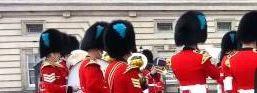 """La guardia real brit�nica interpreta el tema de """"Juego de Tronos"""""""