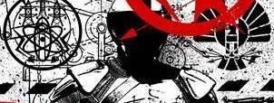 """P�ster de la Comic-Con de """"Los Juegos del Hambre: Sinsajo"""""""