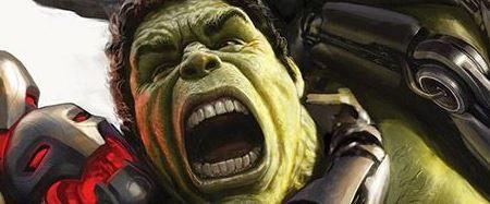 """Ahora s�: El p�ster oficial completo de """"Los Vengadores 2"""""""