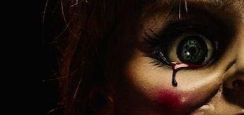 "Trailer espa�ol de ""Annabelle"""