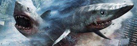 """""""Sharknado 2"""" bate records en su emisi�n en Syfy"""