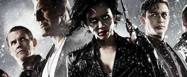 """""""Sin City: A Dame To Kill For"""" se la pega en la taquilla americana (y huele a lanzamiento en DVD en Espa�a)"""