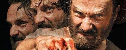 """La EW publica cuatro portadas de """"The Walking Dead"""" (y primera imagen de Gabriel Stokes)"""