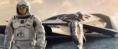 """Cuatro spots con nuevo metraje de """"Interstellar"""""""