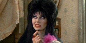 """Efem�rides Cin�filas: Un 30 de septiembre de 1988 se estren� """"Elvira"""""""